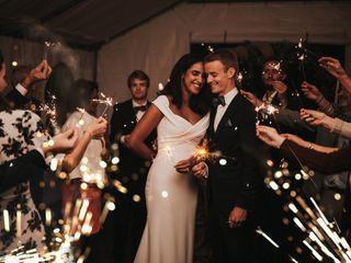 Le mariage de Janaina et Alex