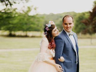 Le mariage de Eve et Baptiste 1
