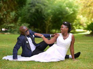 Le mariage de Amélie et Dieudonné