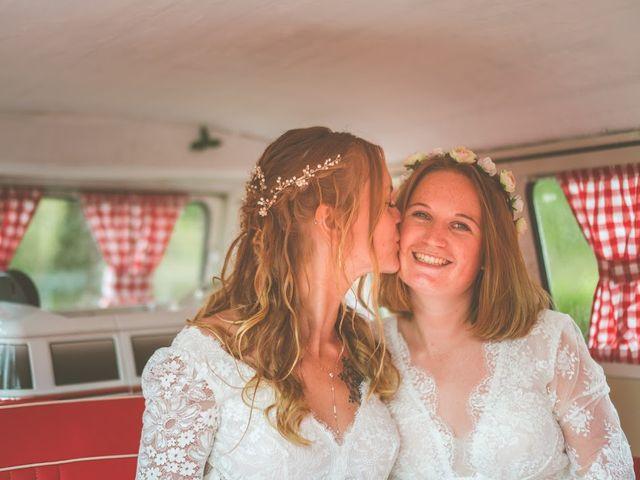 Le mariage de Clothilde et Céline à Seclin, Nord 1