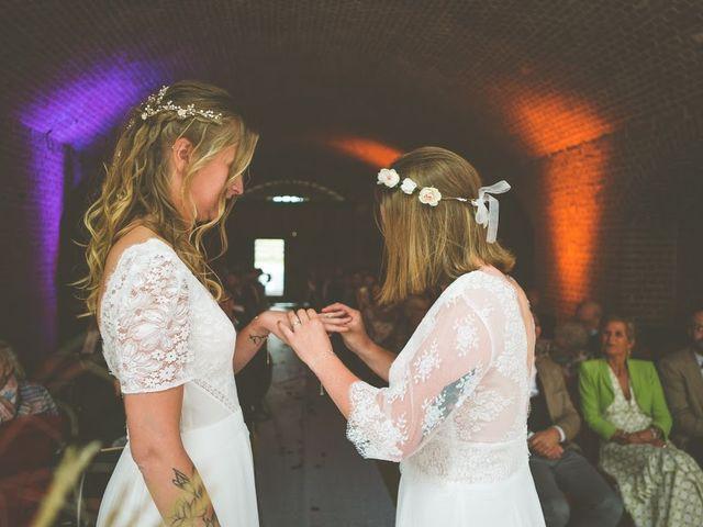 Le mariage de Clothilde et Céline à Seclin, Nord 2
