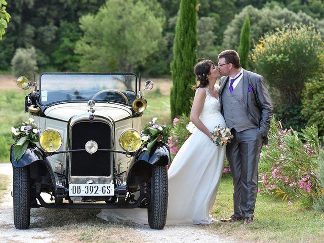 Le mariage de Mélanie et Alexis