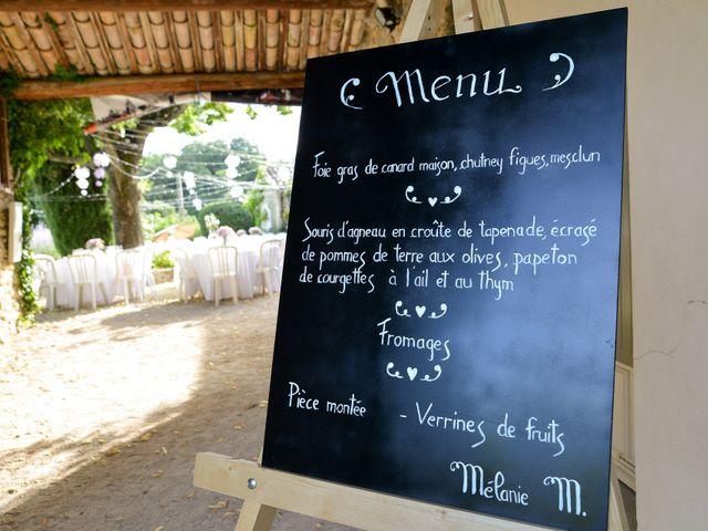 Le mariage de Alexis et Mélanie à Bouchet, Drôme 9