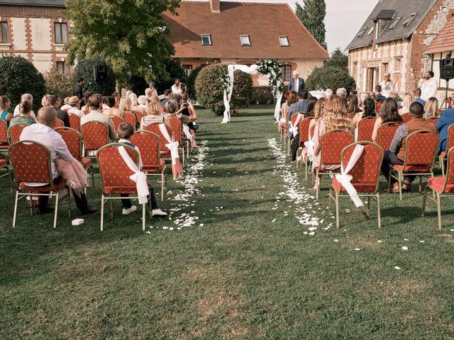 Le mariage de Coen et Marie à Argueil, Seine-Maritime 10