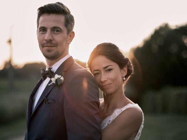 Le mariage de Marie et Coen