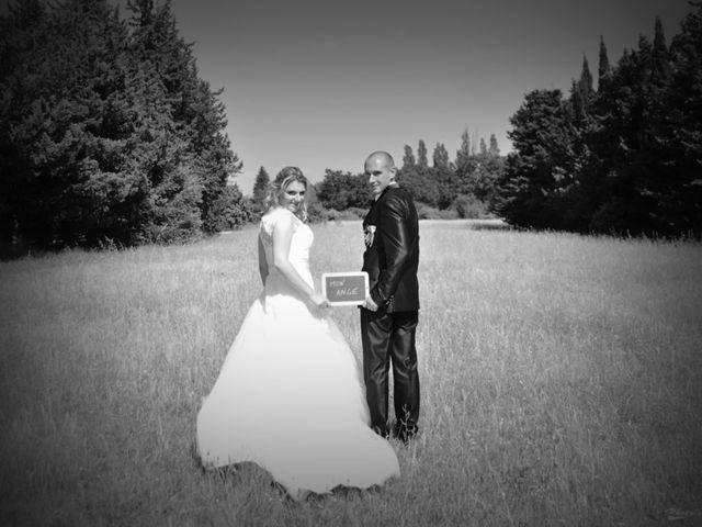 Le mariage de Vincent et Anne Laure à Orange, Vaucluse 6