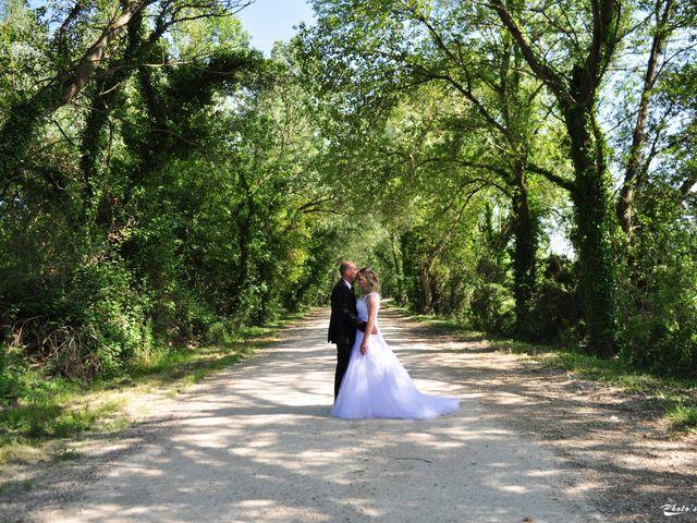 Le mariage de Vincent et Anne Laure à Orange, Vaucluse 8