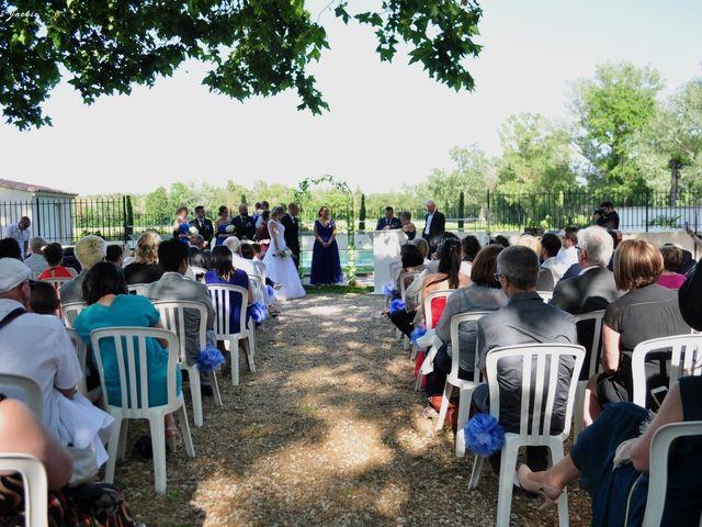 Le mariage de Vincent et Anne Laure à Orange, Vaucluse 12