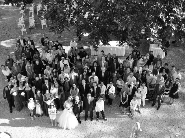 Le mariage de Vincent et Anne Laure à Orange, Vaucluse 18