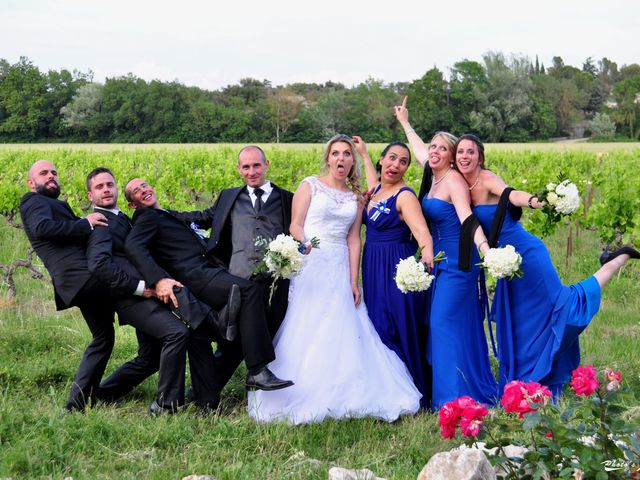 Le mariage de Vincent et Anne Laure à Orange, Vaucluse 23