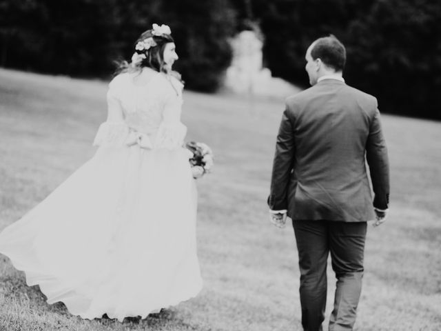 Le mariage de Baptiste et Eve à Thoiry, Yvelines 1