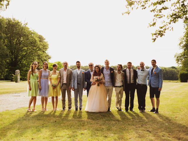 Le mariage de Baptiste et Eve à Thoiry, Yvelines 10