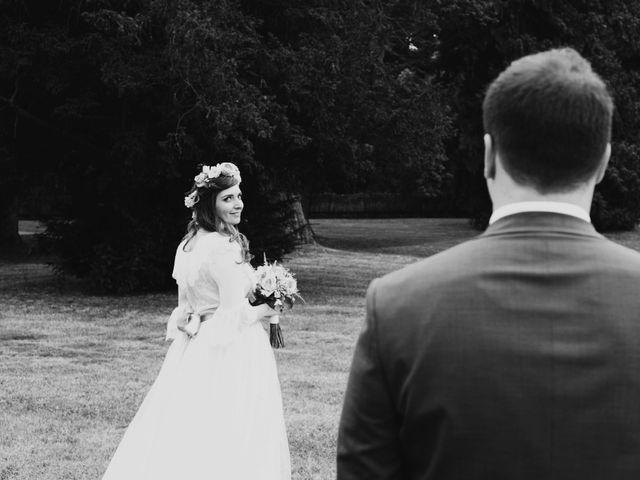 Le mariage de Baptiste et Eve à Thoiry, Yvelines 11