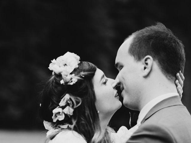 Le mariage de Baptiste et Eve à Thoiry, Yvelines 12