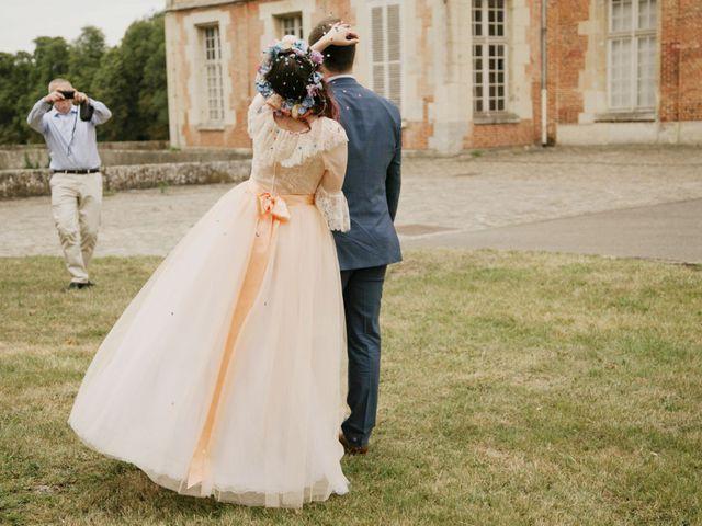 Le mariage de Baptiste et Eve à Thoiry, Yvelines 13
