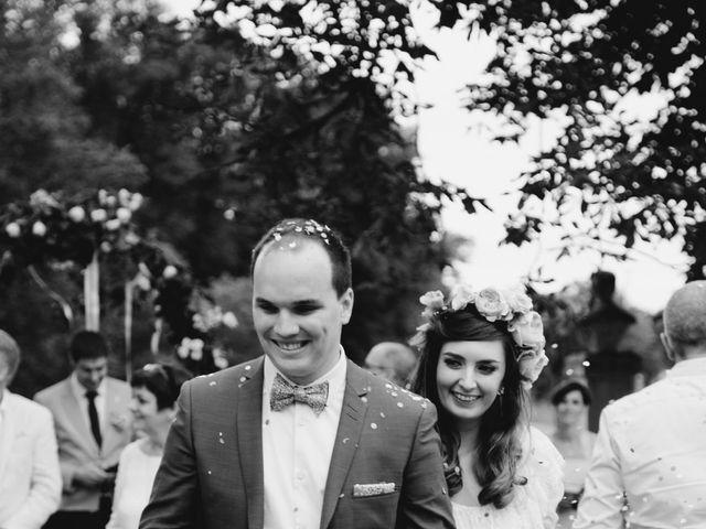 Le mariage de Baptiste et Eve à Thoiry, Yvelines 14