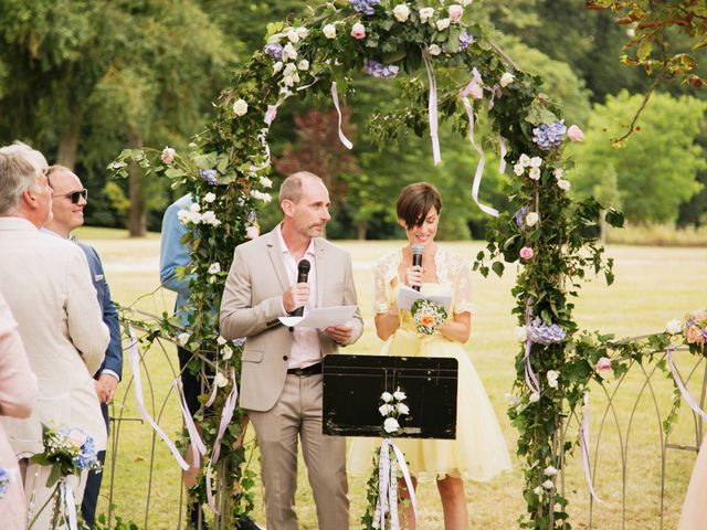 Le mariage de Baptiste et Eve à Thoiry, Yvelines 18