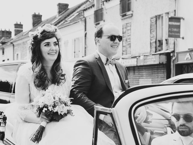 Le mariage de Baptiste et Eve à Thoiry, Yvelines 38