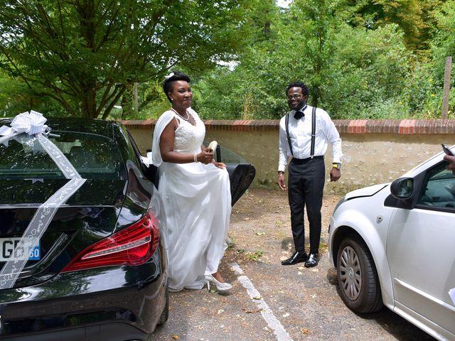 Le mariage de Dieudonné et Amélie à Orléans, Loiret 2
