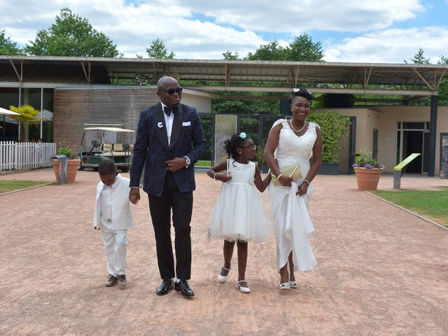 Le mariage de Dieudonné et Amélie à Orléans, Loiret 3