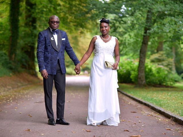 Le mariage de Dieudonné et Amélie à Orléans, Loiret 10