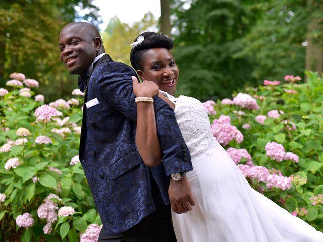 Le mariage de Dieudonné et Amélie à Orléans, Loiret 15