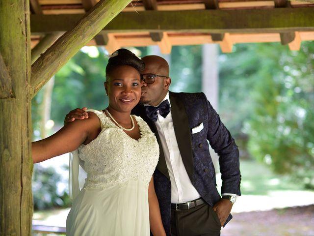 Le mariage de Dieudonné et Amélie à Orléans, Loiret 23