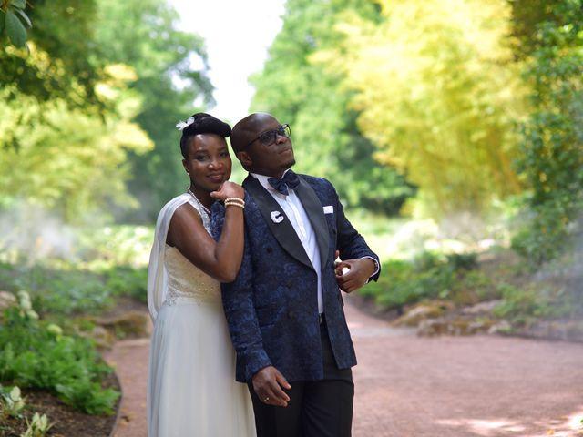 Le mariage de Dieudonné et Amélie à Orléans, Loiret 25