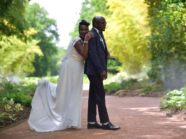 Le mariage de Dieudonné et Amélie à Orléans, Loiret 26