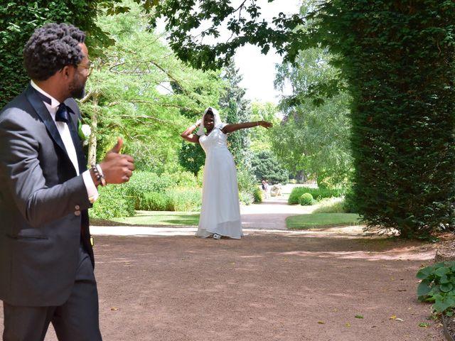 Le mariage de Dieudonné et Amélie à Orléans, Loiret 27