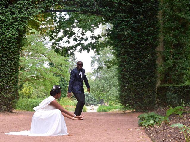 Le mariage de Dieudonné et Amélie à Orléans, Loiret 28