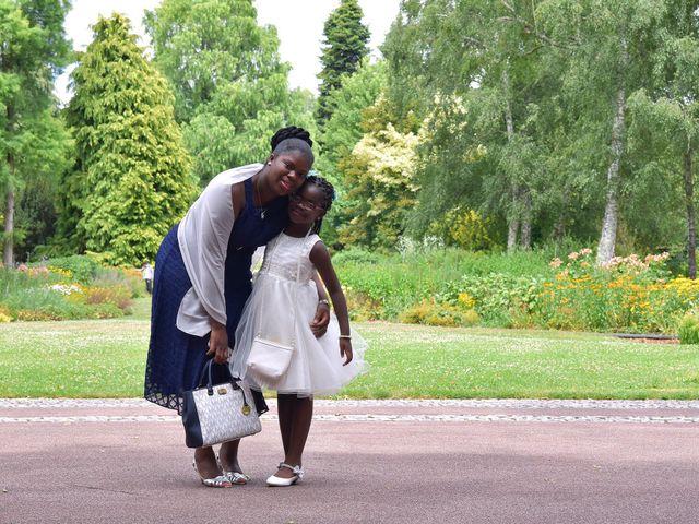 Le mariage de Dieudonné et Amélie à Orléans, Loiret 29