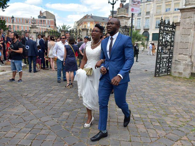 Le mariage de Dieudonné et Amélie à Orléans, Loiret 31