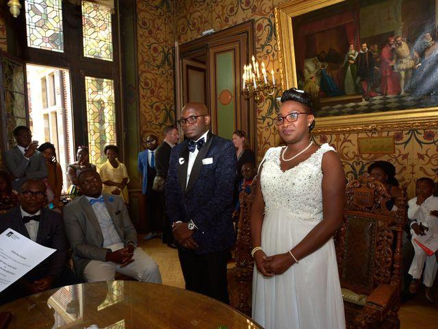 Le mariage de Dieudonné et Amélie à Orléans, Loiret 32