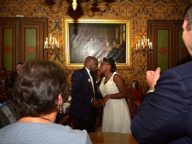 Le mariage de Dieudonné et Amélie à Orléans, Loiret 33