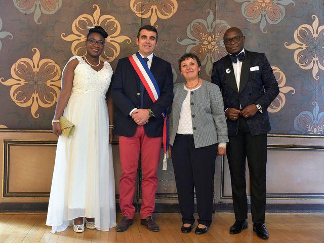 Le mariage de Dieudonné et Amélie à Orléans, Loiret 38