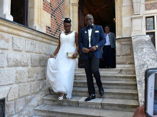 Le mariage de Dieudonné et Amélie à Orléans, Loiret 39