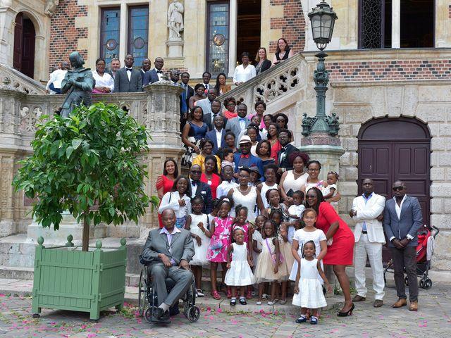 Le mariage de Dieudonné et Amélie à Orléans, Loiret 40