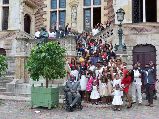 Le mariage de Dieudonné et Amélie à Orléans, Loiret 41