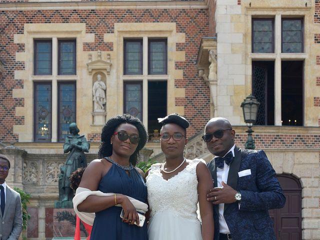 Le mariage de Dieudonné et Amélie à Orléans, Loiret 44