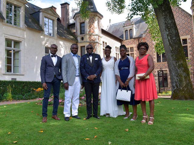 Le mariage de Dieudonné et Amélie à Orléans, Loiret 46