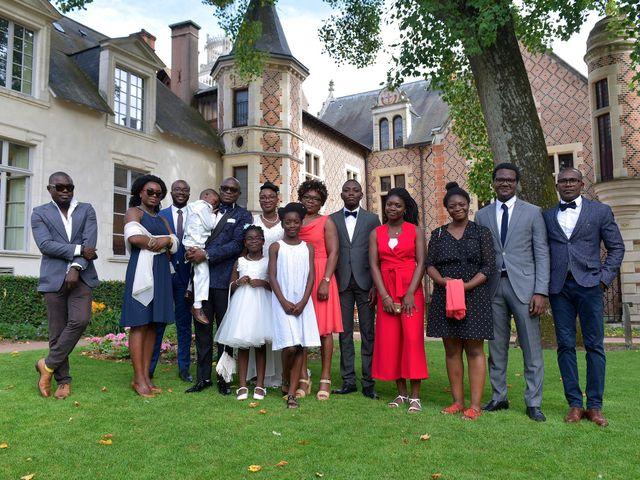 Le mariage de Dieudonné et Amélie à Orléans, Loiret 47