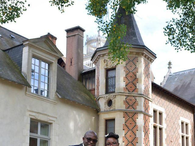 Le mariage de Dieudonné et Amélie à Orléans, Loiret 49