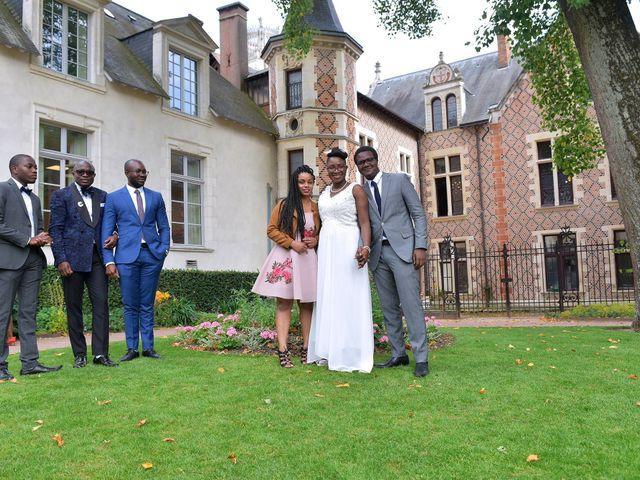 Le mariage de Dieudonné et Amélie à Orléans, Loiret 52