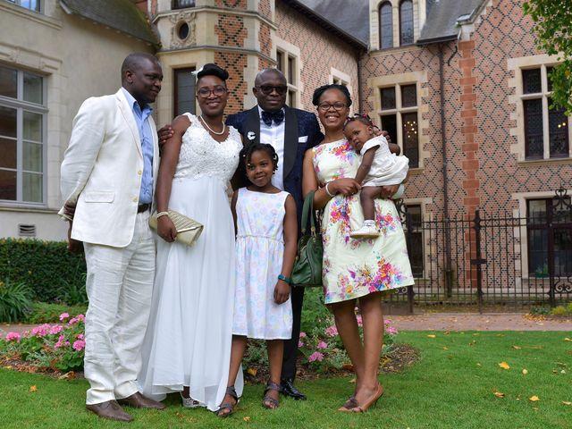 Le mariage de Dieudonné et Amélie à Orléans, Loiret 57
