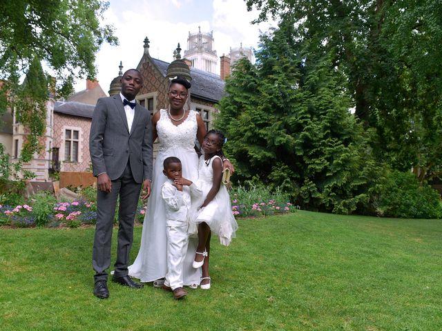Le mariage de Dieudonné et Amélie à Orléans, Loiret 62