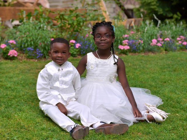 Le mariage de Dieudonné et Amélie à Orléans, Loiret 63