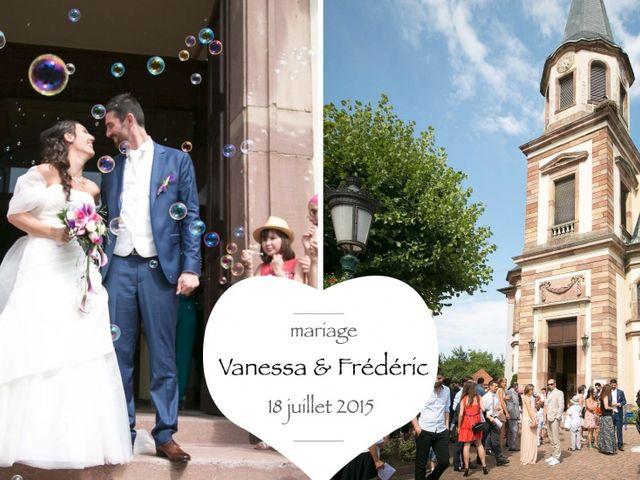 Le mariage de Vanessa et Frédéric