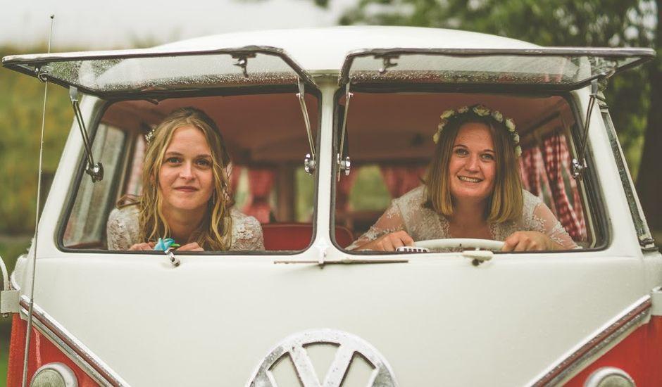 Le mariage de Clothilde et Céline à Seclin, Nord