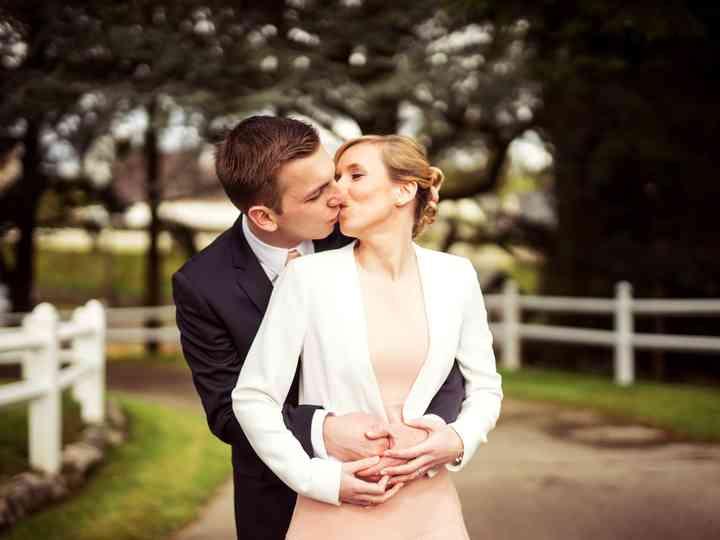 Le mariage de Elise et Jean-Christophe